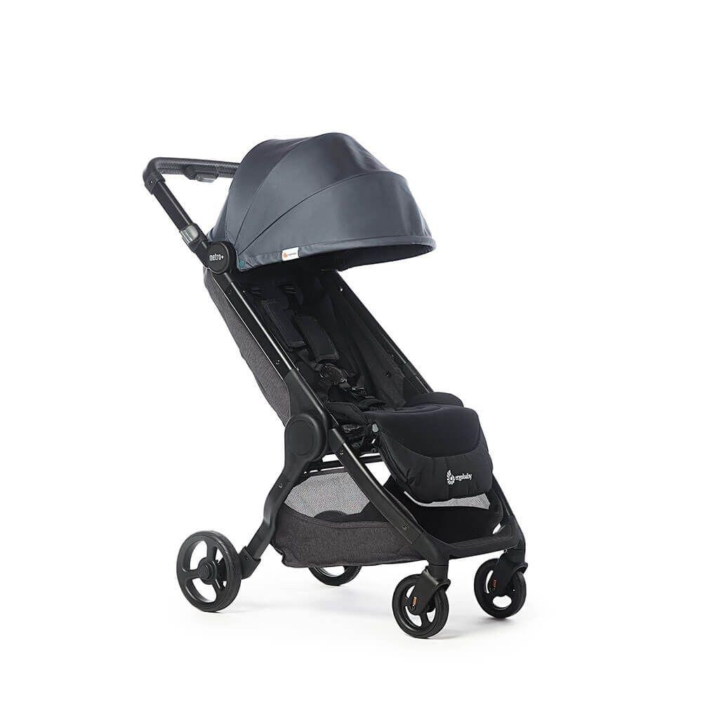 Ergobaby Metro+ Compact City Stroller: Slate Grey