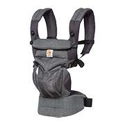 Ergobaby Omni 360 baby carrier all-in-one: Cool Air Mesh - Classic Weave